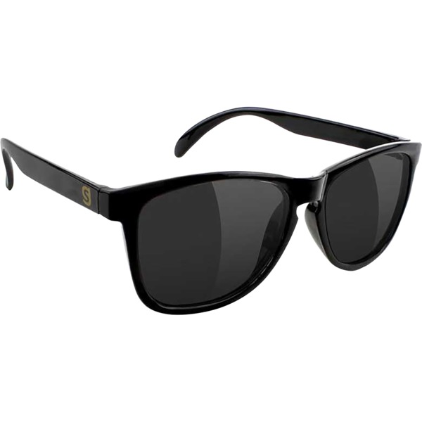 Glassy Sunhaters Deric Matte Black Polarized