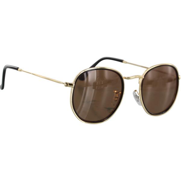 Glassy Sunhaters Hudson Black / Brown Polarized
