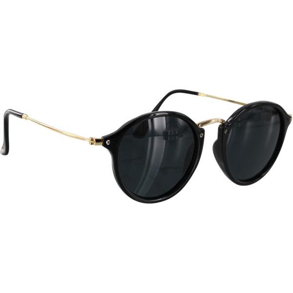 Glassy Sunhaters Klien Black / Gold Polarized