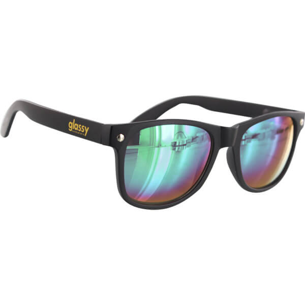 Glassy Sunhaters Leonard Kronik Sunglasses