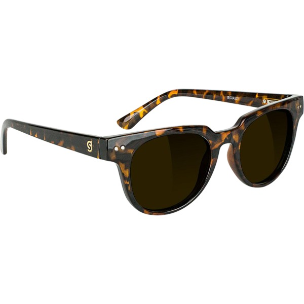 Glassy Sunhaters Lox Premium Tortoise Polarized