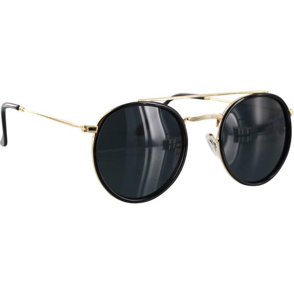 Glassy Sunhaters Parker Black / Gold Polarized