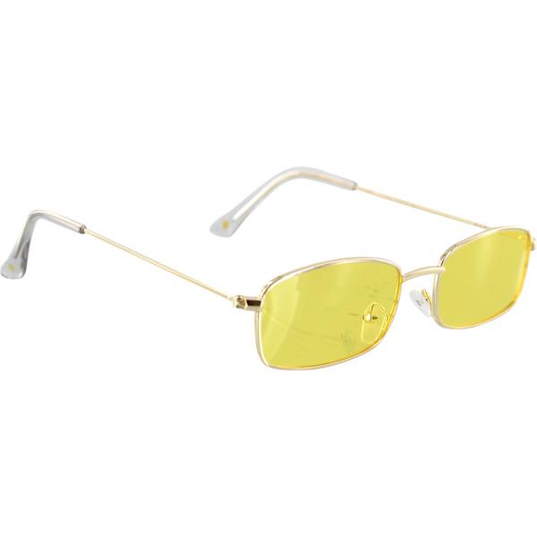 Glassy Sunhaters Rae Gold / Yellow Polarized