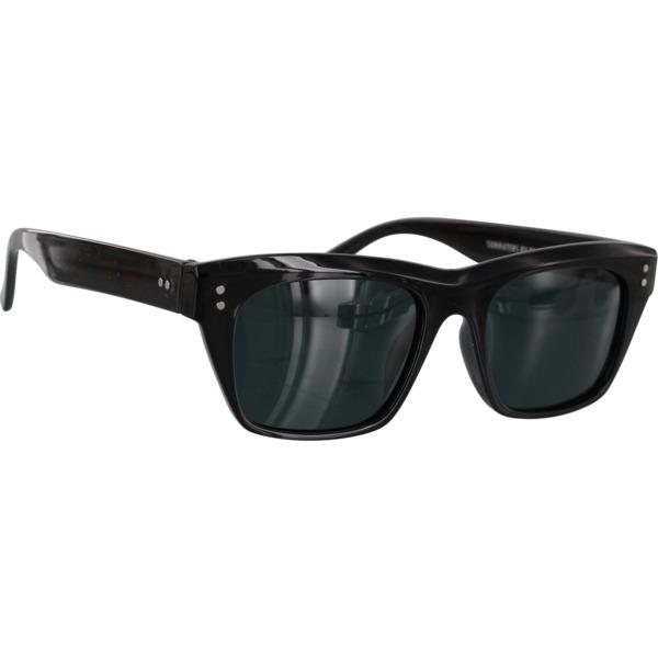 Glassy Sunhaters Santos Black Polarized