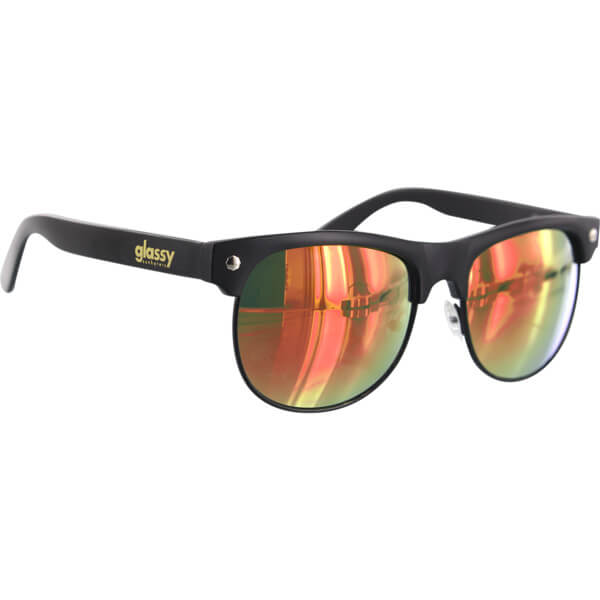 Glassy Sunhaters Shredder Sunglasses