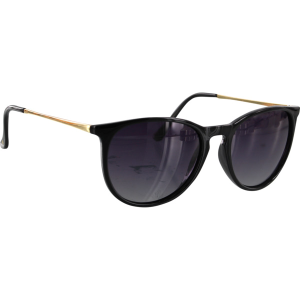 Glassy Sunhaters Sierra Black / Gold / Smoke Polarized
