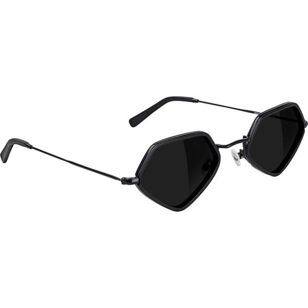 Glassy Sunhaters Loy Plus Matte Blackout Polarized