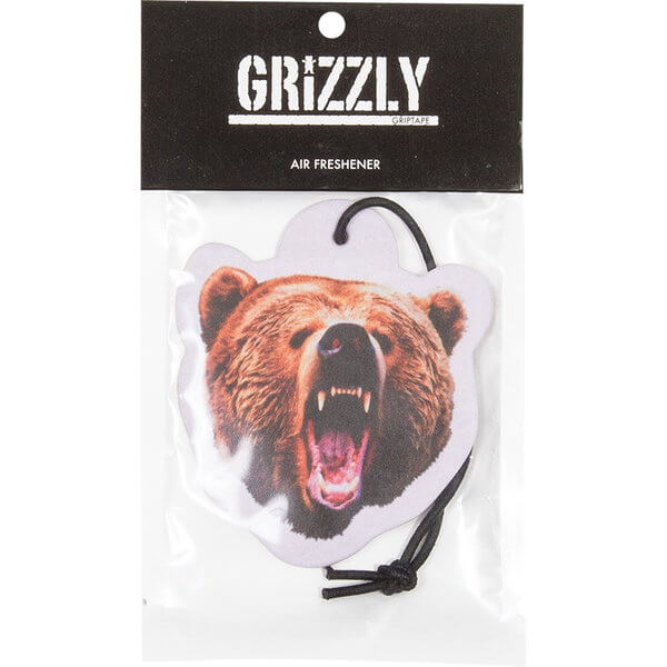 Grizzly Grip Tape Yosemite Air Freshener