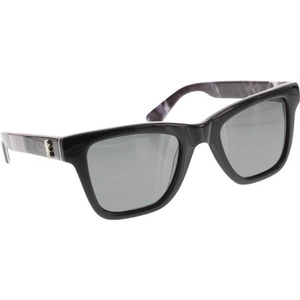 Grizzly Grip Tape New Wave Black / White Sunglasses