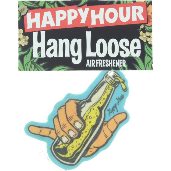 Happy Hour Skateboards Hang Loose Air Freshener