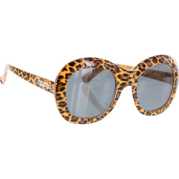 Happy Hour Skateboards Bikini Beach Delfino Leopard Sunglasses