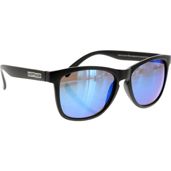Happy Hour Skateboards Mamba Black Mamba Sunglasses