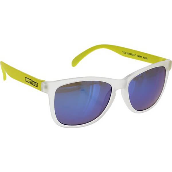 Happy Hour Skateboards Mamba Electric Banana Sunglasses