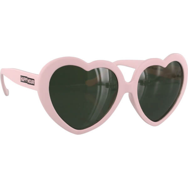 01f089114bd7 Happy Hour Skateboards Heart Ons Pink Sunglasses - Warehouse Skateboards