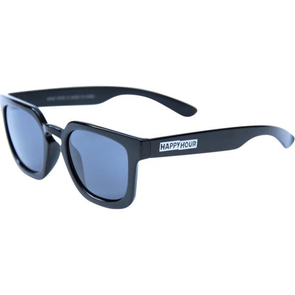 Happy Hour Skateboards Corey Glick Wolf Pups Black Tortoise Sunglasses