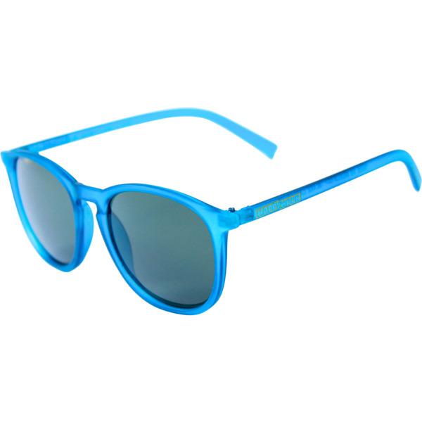 Happy Hour Skateboards Flap Jack Carpenter Willy Blue Sunglasses