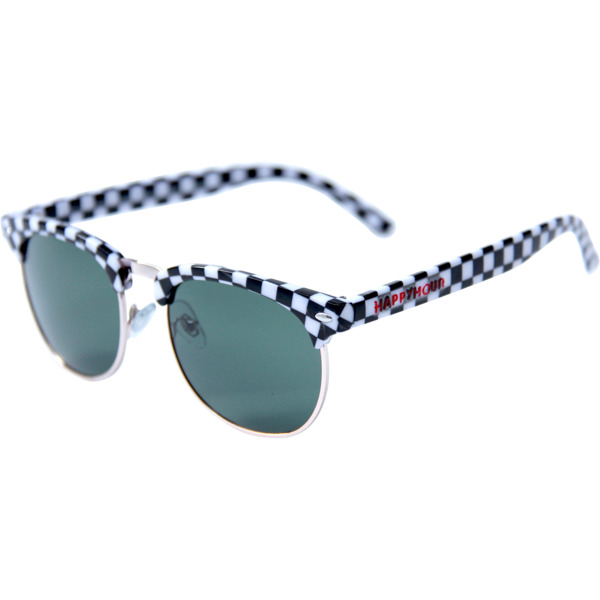 Happy Hour Skateboards G2 Checkers Sunglasses
