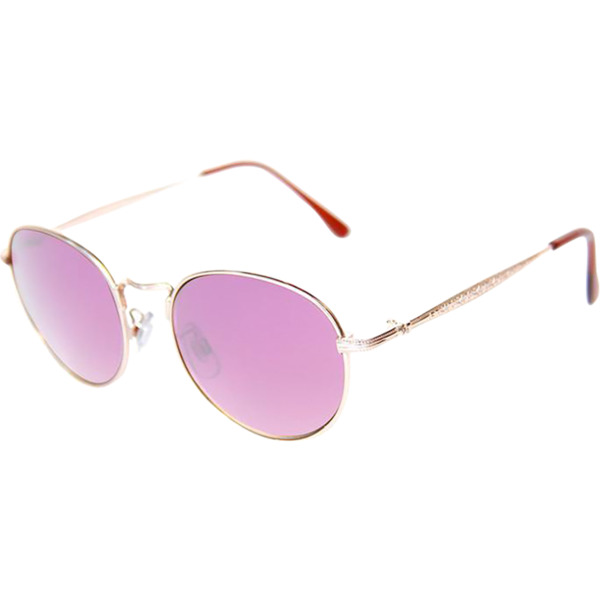 Happy Hour Skateboards Holidaze Gold & Purple Sunglasses