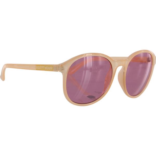 Happy Hour Skateboards Manhattans Champagne Sunrise Sunglasses
