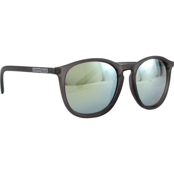Happy Hour Skateboards Collin Provost Provost Flap Jack Frost Black / Mirror Sunglasses