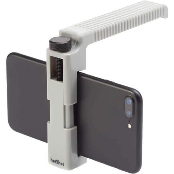 Hotshot Handle Skate Grey Smartphone Mountable Handle