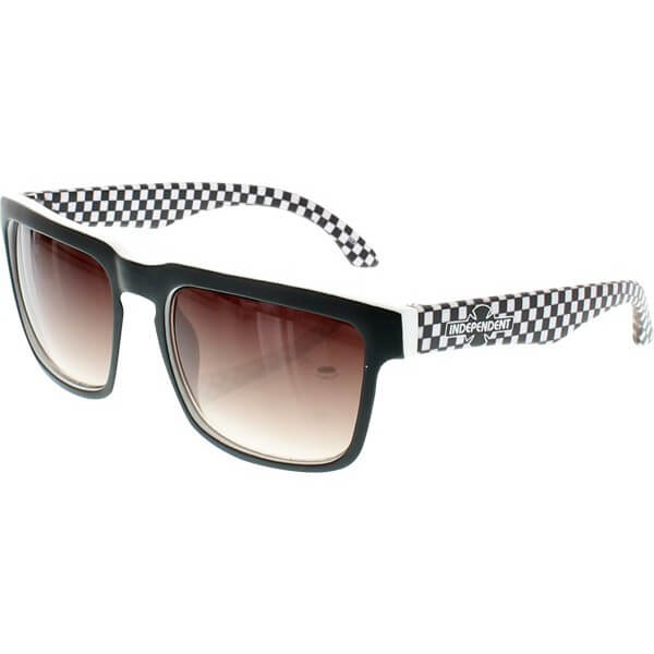 Independent Pattern Square Sunglasses