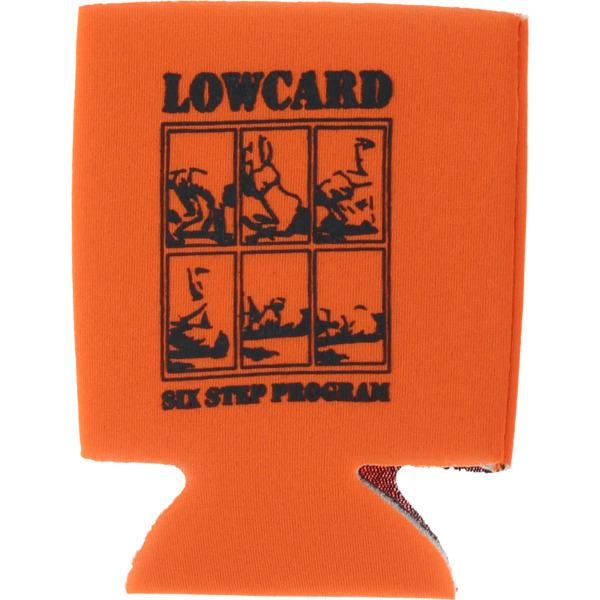 Lowcard Mag 6 Step Coozie Orange Drinkware
