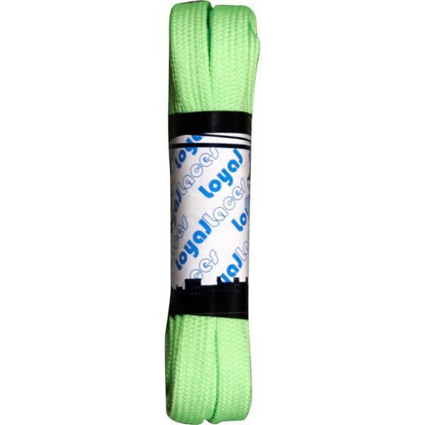 Loyal Laces Neon Green Shoe Laces