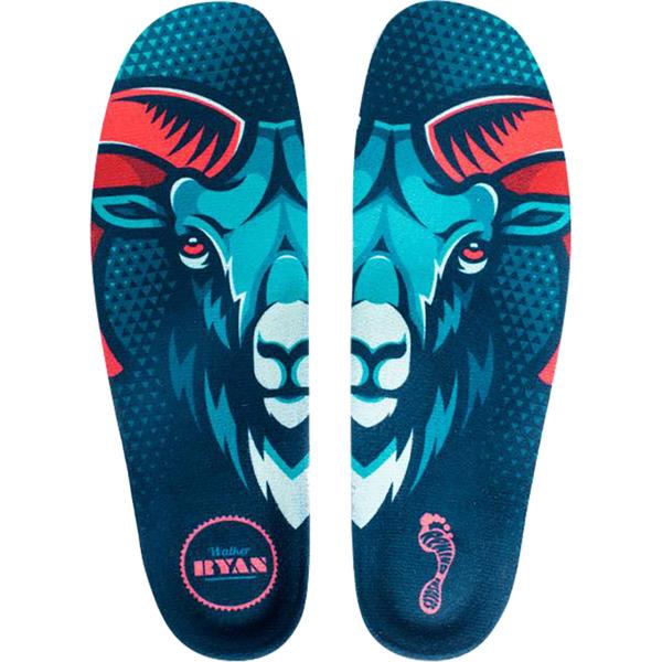 Remind Insoles CUSH 606 - Walker Ryan Shoe Insoles - 9-9.5 Men