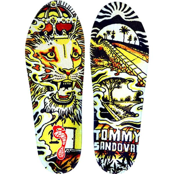 Remind Insoles DESTIN - Tommy Sandoval Shoe Insoles - 7-7.5 Men = 9-9.5 Women