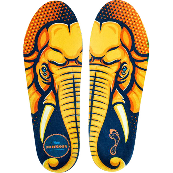 Remind Insoles DESTIN 606 - Boo Johnson Shoe Insoles - 8-8.5 Men = 10-10.5 Women
