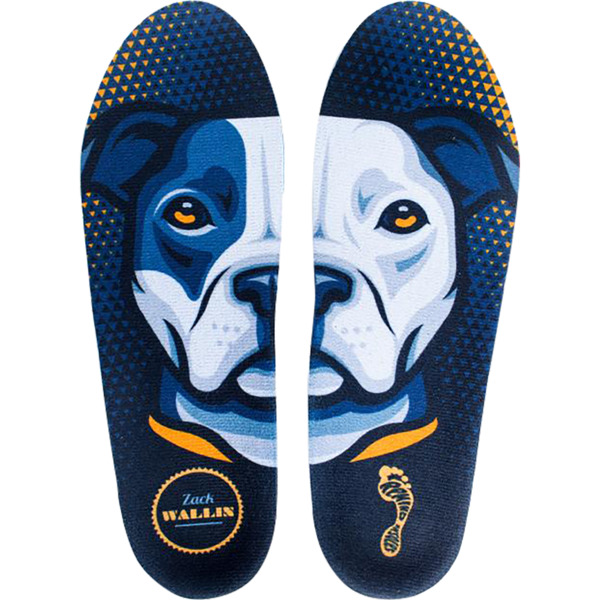 Remind Insoles DESTIN 606 - Zack Wallin Shoe Insoles - 11-11.5 Men