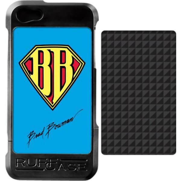 Ruffcase Brad Bowman / Carbon Fiber iPhone 5 Case