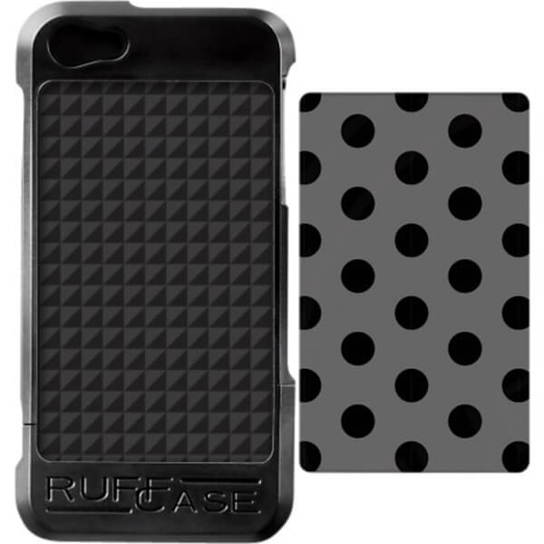 Ruffcase Carbon / Stealth Dot iPhone 5 Case