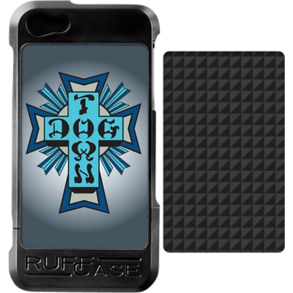 Ruffcase Dogtown New Cross / Carbon iPhone 5 Case