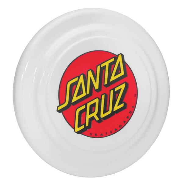 Santa Cruz Classic DOT Flyer Frisbee