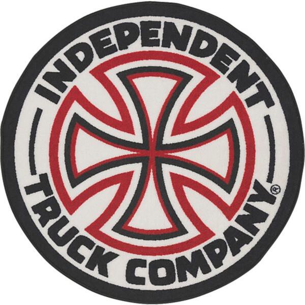 Skate Deckor Independent Truck Co 100cm x 100cm Rug