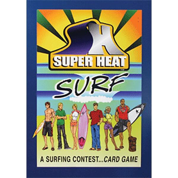 Super Heat Surf Heat Card Game