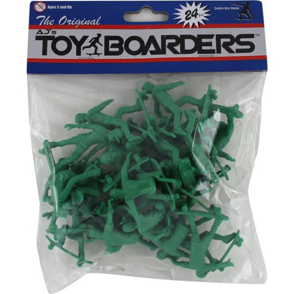 Toy Boarders Series 1 Skate Figures - 24 Piece