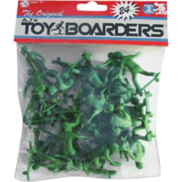 Toy Boarders Series 2 Skate Figures - 24 Piece