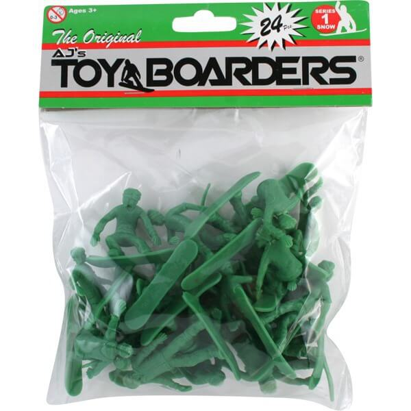 Toy Boarders Series 1 Snow Figures