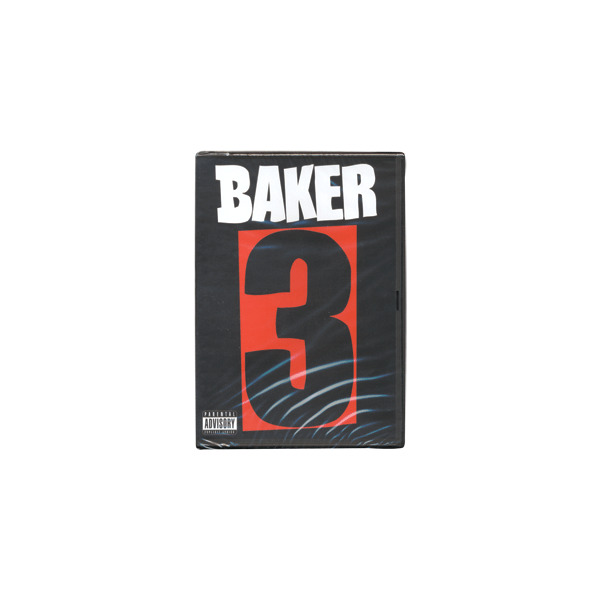 Baker Skateboards 3 DVD