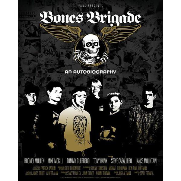 Bones Brigade An Autobiography DVD Blu-Ray