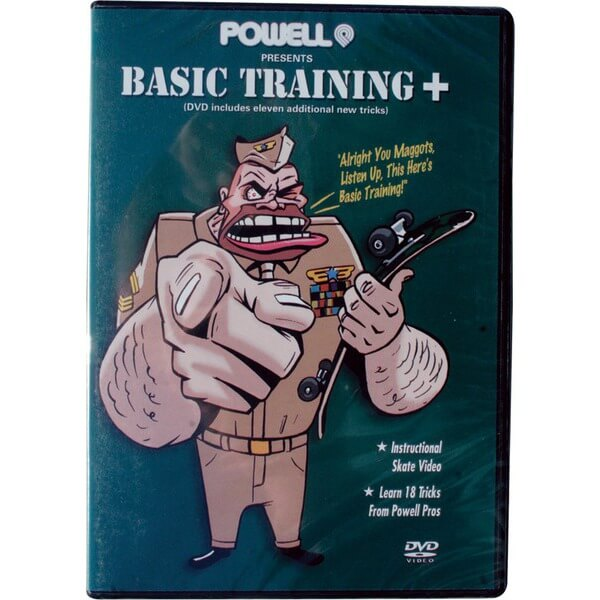 Powell Peralta Basic Training DVD