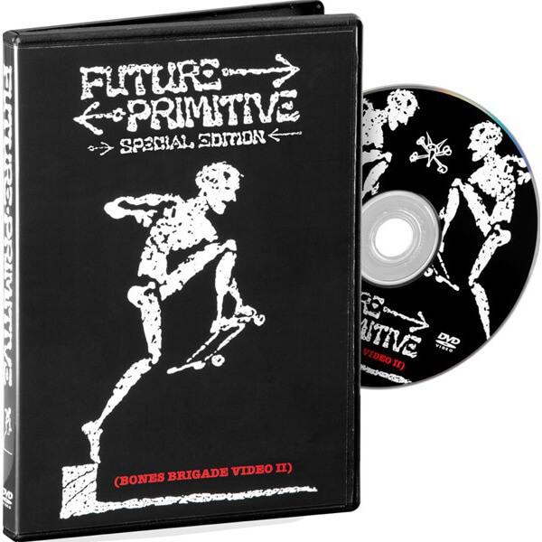 Powell Peralta Future Primative Special Edition DVD