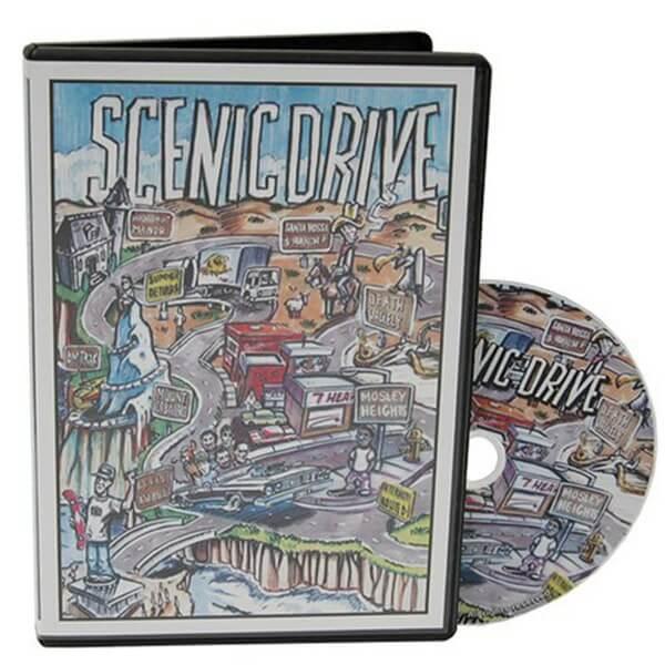 Powell Peralta Classic Scenic Drive DVD