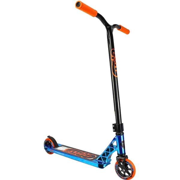 Grit Fluxx Blue / Black Complete Scooter