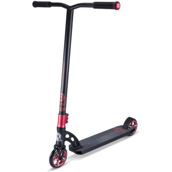 Madd Gear VX7 Nitro Red / Black Scooter Complete