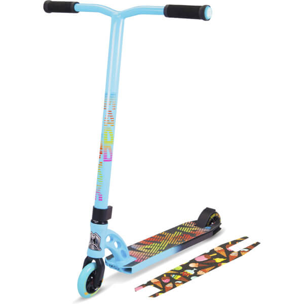 Madd Gear VX7 Pro Ice Cream Light Blue Scooter Complete