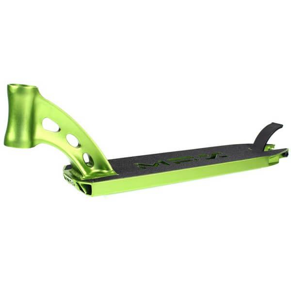 """Madd Gear MFX 4.8"""" Green Scooter Deck - 4.8"""""""